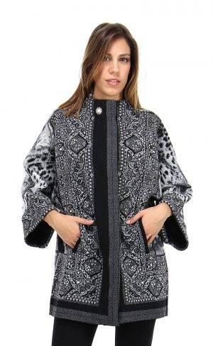 Mantella kimono jacquard