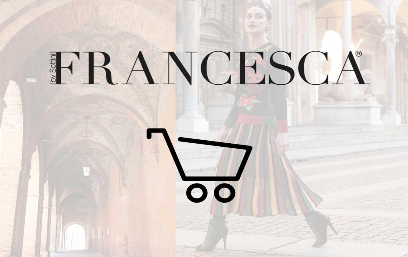 Francesca by Sottini | Shop On-Line